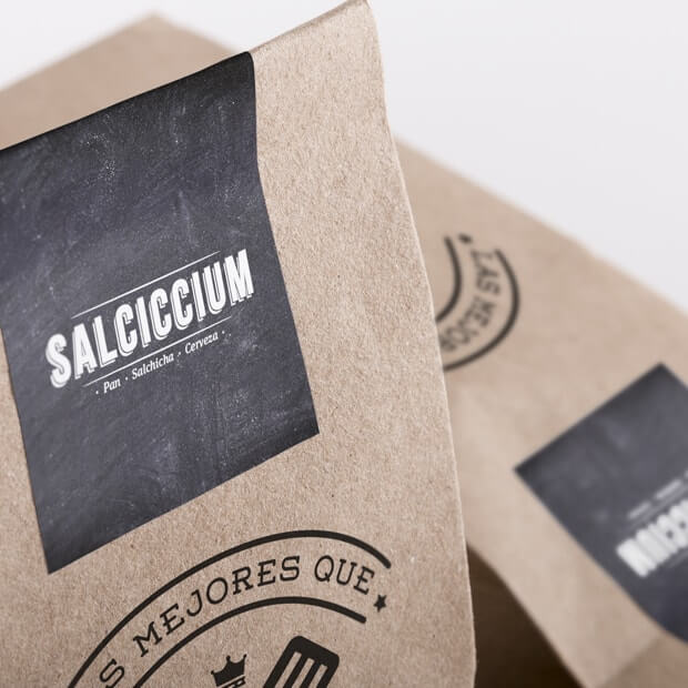 Salciccium Branding Preview