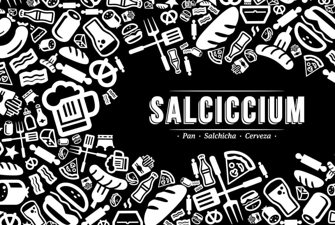 Salciccium Branding Carrusel 1