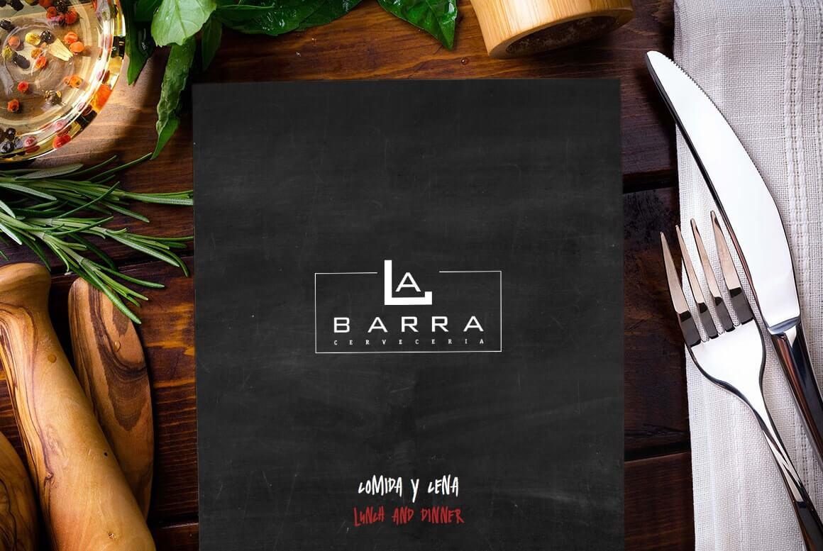 La Barra Branding Carrusel 2
