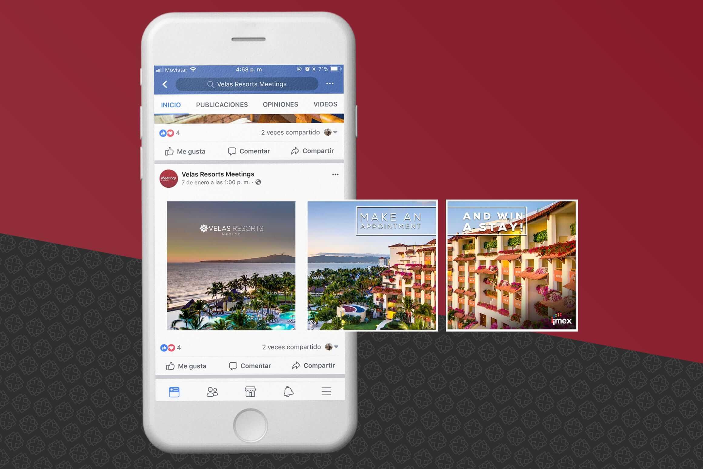Proyecto de marketing y comunicación en Jalisco - Velax IMEX