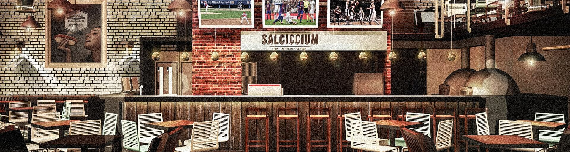 Salciccium Branding Banner