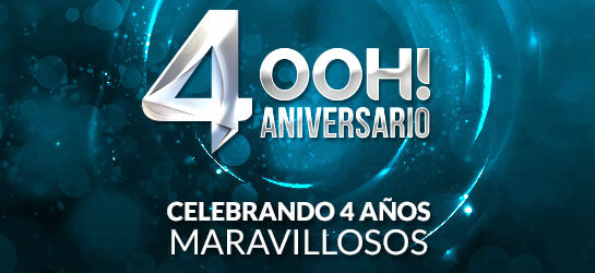 4to Aniversario OOH! Marketing Turístico, muchas historias por contar