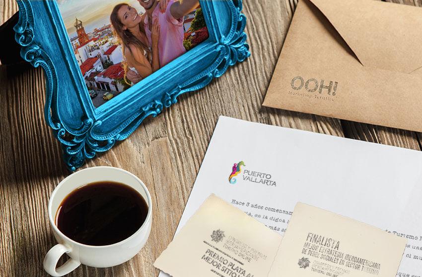 Carta despedida al Fideicomiso de Turismo Puerto Vallarta