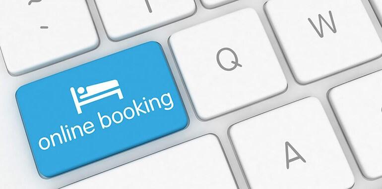 Factores para reservar en línea