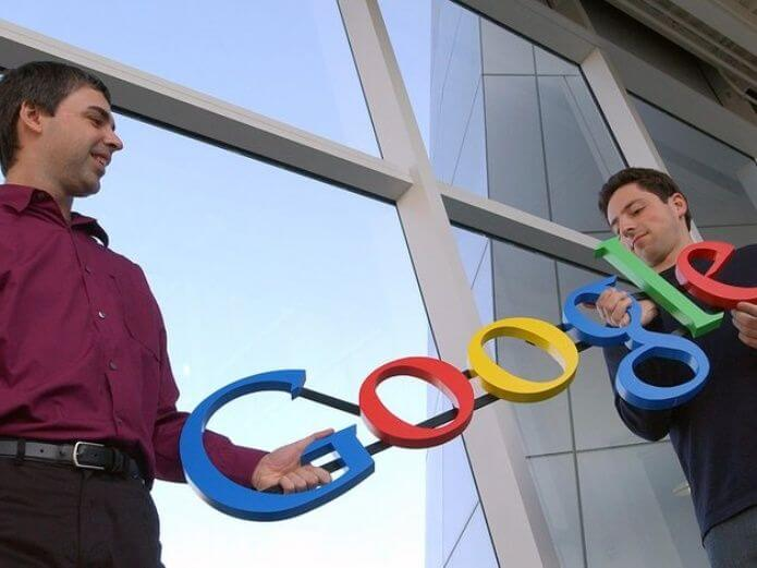 original de larry page Google