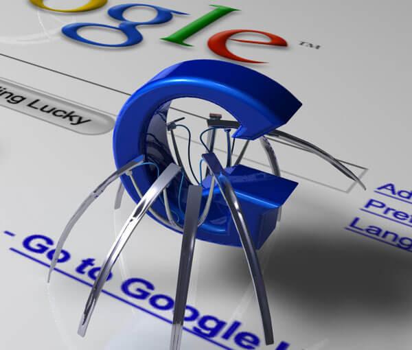 spider de google